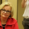 """Claire """"Money"""" McCaskill to Hillary Clinton: """"Being Rich is Just Being American!"""""""