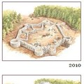 Medieval Castle Under Construction in Ozarks