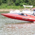 'Cause Nothing Stops the HydroHoosier, Creve Coeur Drag Boat Race Officially On!