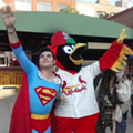 Why St. Louis Superman Isn't Coming to Any More Cardinals NLCS Games