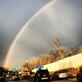 Photos: Rainbows In St. Louis This Morning, Commuters Snap Shots From Their Cars
