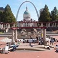 Police Not a Problem for OccupySTL; The Homeless on the Other Hand...