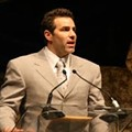 "Kurt Warner Has a Daughter Named ""Chubby,"" He Tells STL Crowd"
