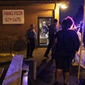 Gun Incident at Faraci Pizza Leads to Confrontations with Protesters [Updated]