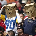 First Rams Loss of the Season Will Be Televised Sunday in St. Louis