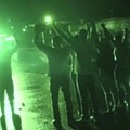 Ferguson Protesters Defy State of Emergency Curfew and Fight Tear Gas