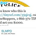 St. Louis Police Now on Twitter...