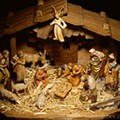 Cow Kidnapped, Sheep Decapitated in Brazen Attack of Hillbilly Nativity Scene