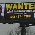 """""""Moo Cow"""" Is An Actual Wanted Criminal Whose Name Is On Missouri, Illinois Billboards"""