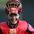 Yadier Molina Adds to His Trophy Case