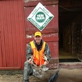 Photo of the Day: Gov. Nixon Poses with His 11-Point Buck, Rifle After Hunting Trip