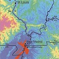 New Madrid Fault Comes Through! Yesterday's Earthquake Felt 200 Kilometers Away