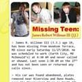 Help Find Missing Woodson Terrace Teen