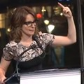"[VIDEO] Tina Fey On Akin: ""I Can't Even Finish This Sentence Without Getting Dumber."""