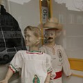Spotted on Cherokee Street: Child Mannequin in Storefront Succumbs to Machismo Culture