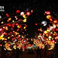 Chinese Lantern Festival to Light Up Missouri Botanical Garden in 2012