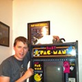 For Sale on Craigslist: Sweet Baby Pac-Man Arcade/Pinball Game, Signed by Cloud Nothings