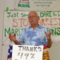 """Mayor-Juana"" Cottleville's Don Yarber A Hit At Missouri NORML Meeting"