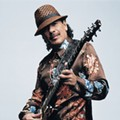 United Way Auction Begins Today; Items Include Wilco Suite, Carlos Santana Guitar