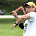 Meet George Essig, St. Louis' Competitive Boomerang Superstar