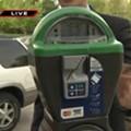 """Parking Meters That Accept Credit Cards? St. Louis Launches """"No Change, No Problem"""" Pilot"""