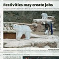 St. Louis Zoo Replaces Dead Polar Bears with Electronic Proxies