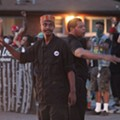 New Black Panther Party Maintains Peace in Ferguson, Directs Traffic During Protest