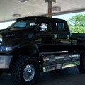 Mark Buehrle Deserves a Parade Through St. Charles...In His Giant Pickup Truck