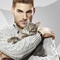 Sexy Men with Cuddly Kittens Pose for Tenth Life Cat Shelter's Tomcats Calendar [VIDEO]