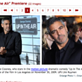 Photos: George Clooney at <i>Up in the Air</i> Premiere Last Night in Los Angeles