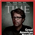 Jonathan Franzen's Face Graces Cover of <i>Time</i>