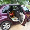 Isaiah Ross: AK-47-Poppin', Purple-PT-Cruiser-Drivin' Lunatic Charged with Armed Violence