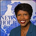 Gwen Ifill Suffers First Campaign-Related Injury: A Broken Ankle