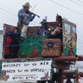 Redneck Mardi Gras: The Worden, Illinois Alternative To The Soulard Festivities