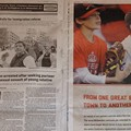 Red Sox Take Out Full-Page Newspaper Ad, Thank Cardinals Fans for Sportsmanship