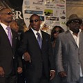 Photos: Devon Alexander Greeted By Thousands at City Hall