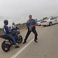 Ride of The Century Fatalities, Arrests: Michael Evans Clips Cop Car, Crashes, Police Say