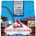 Look for Busch Stadium Grass Seed in Hardware Stores Soon