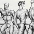 Tom of Finland's Erotic Drawings Highlight This Weekend's Art Openings