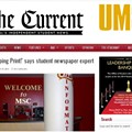 UMSL Will Save <i>The Current</i> Newspaper After Student Committee Slashes Funding