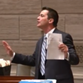 """Brian Nieves' Senate Floor Outburst: """"Are You Reporters Listening to This?"""" (VIDEO)"""