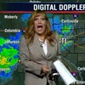 Randi Naughton of KTVI Fox 2 Messes Up Weather Segment - But That's Okay!