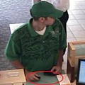 Man Robs Des Peres Bank with Steak Knife, Leaves with Fistful of Cash [PHOTOS]