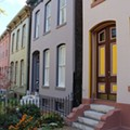 Lafayette Square is One of America's Prettiest Painted Places