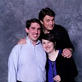 Nathan Fillion Unwittingly Helps Local Nerds Get Engaged at Wizard World