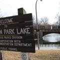 Not-Quite-Live Blogging: Benton Park Lake