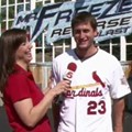 In Defense of KSDK's Julie Tristan and Her David Freese Interview