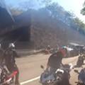 VIDEO: Former <em>Streetfighterz</em> Member Dennis Cardwell Blasts NYC Bikers' Road Rage Assault