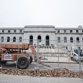 Another Look at the Central Library's Makeover-in-Progress