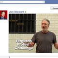 Jon Stewart Talks Ferguson, Skewers Fox News Coverage of Michael Brown Shooting